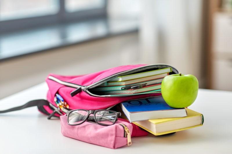 School bag | Degraaf Interiors