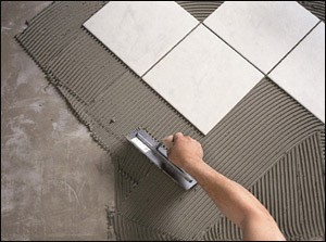 Ceramic Tile Installation | Degraaf Interiors