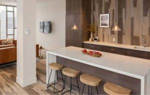 Making the Old and New Come Together at The Rowe | Degraaf Interiors