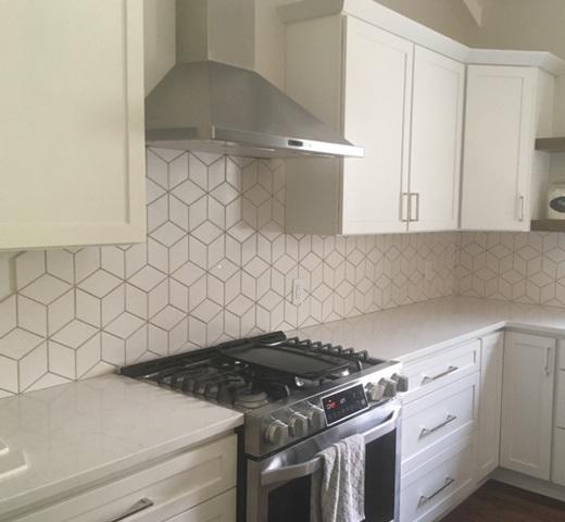 Simple but Elegant Kitchen | Degraaf Interiors
