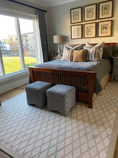 Patterned Rug Carpet | Degraaf Interiors