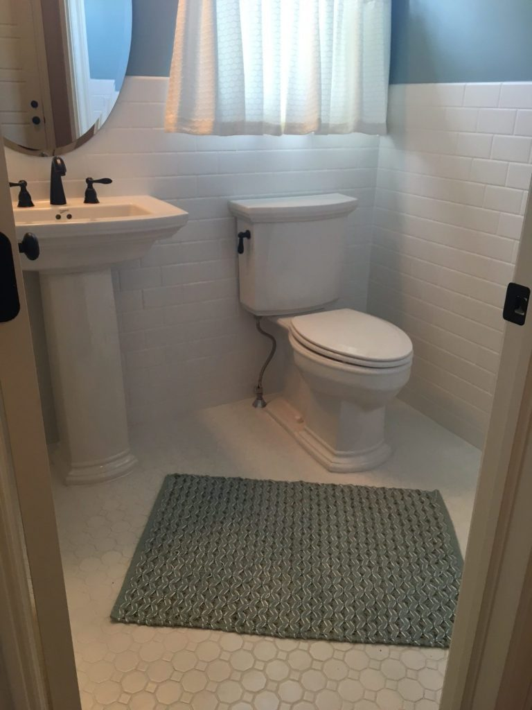 Simply White tiles | Degraaf Interiors