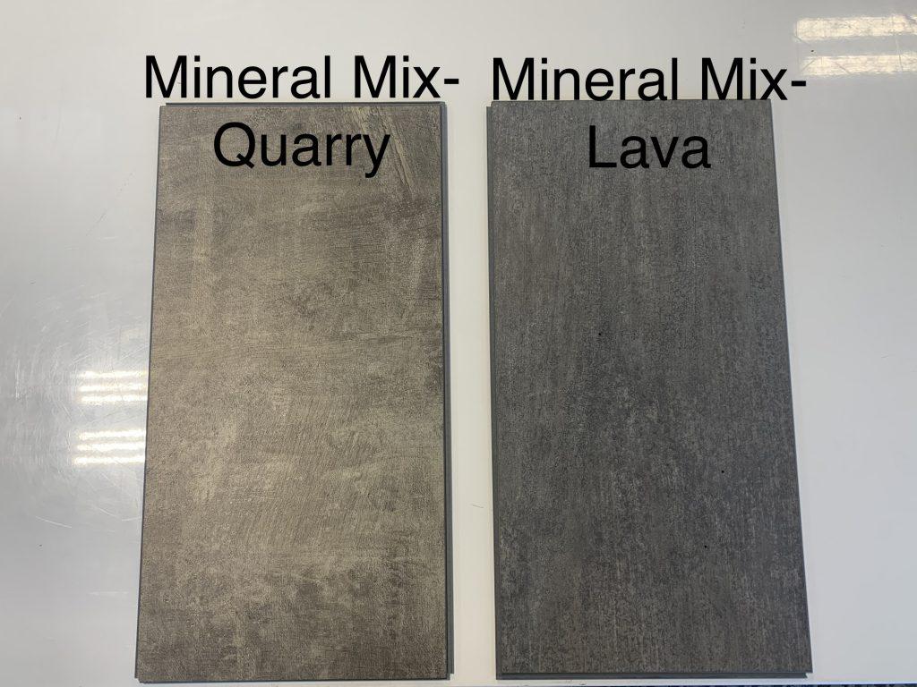 Mineral mix flooring | Degraaf Interiors