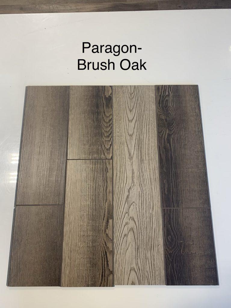 Paragon brush oak | Degraaf Interiors
