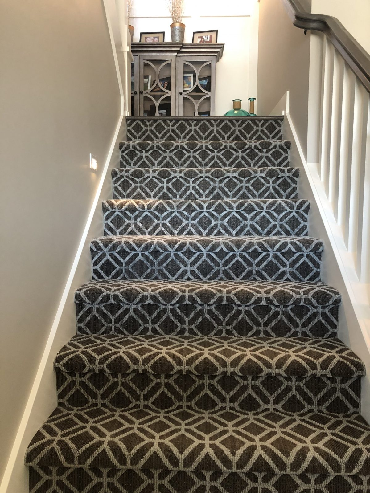 Carpeted Steps Carpet, Stairs | Degraaf Interiors