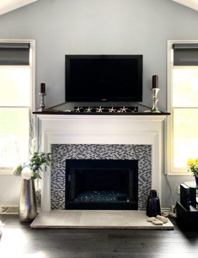 Fireplace | Degraaf Interiors