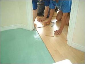 Professional Laminate Flooring Installation