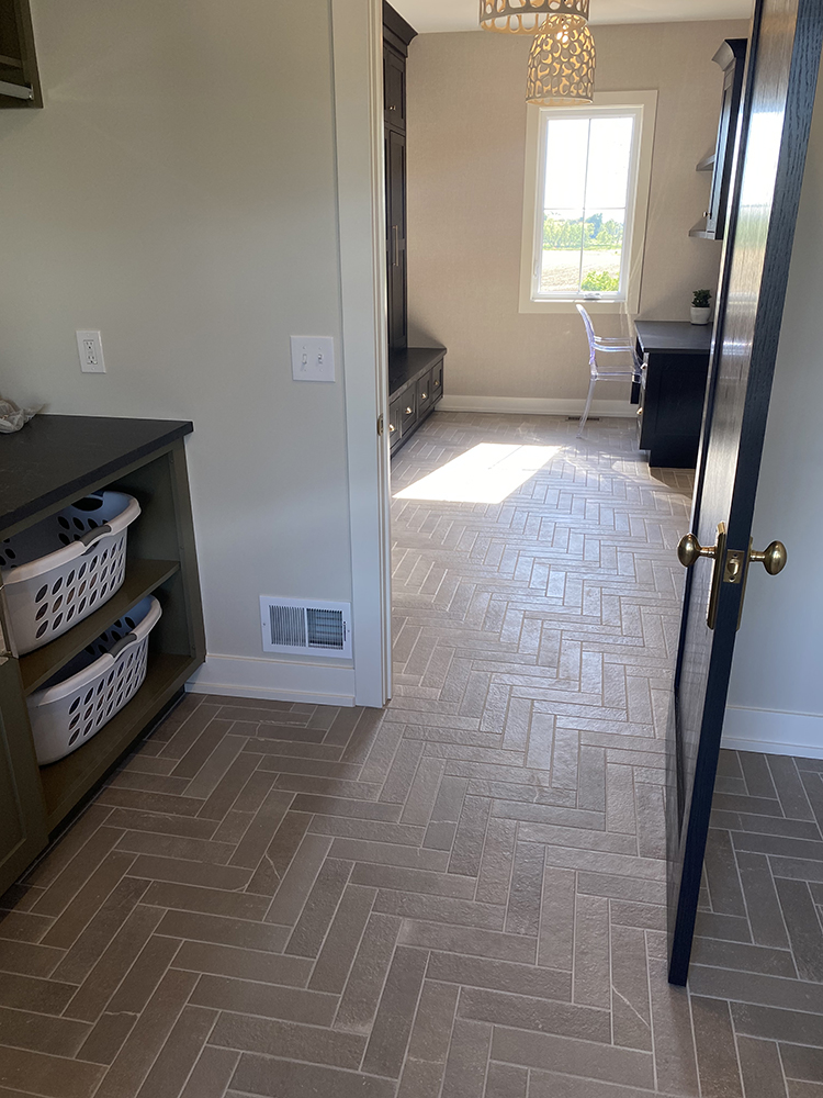 Flooring that Brings the room to Life