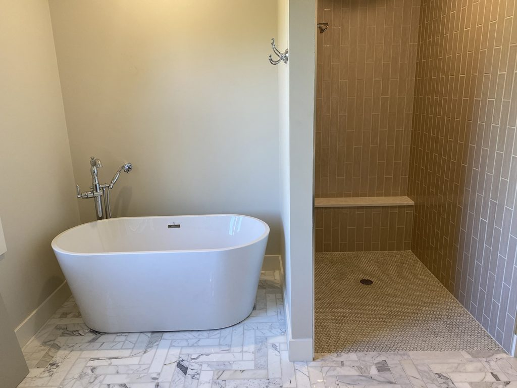 Relaxing Bath to Invigorating Shower