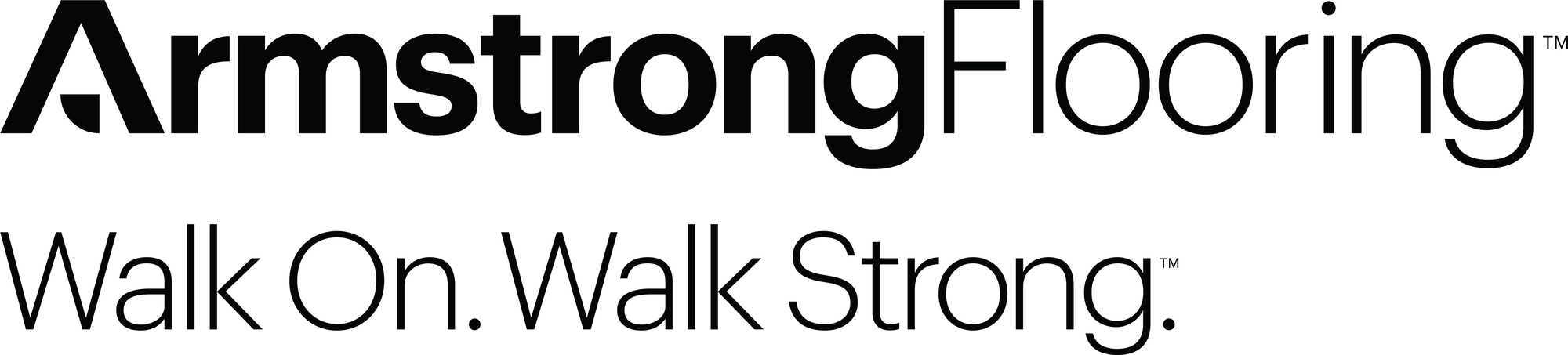 Armstrong Flooring Walk On. Walk Strong.