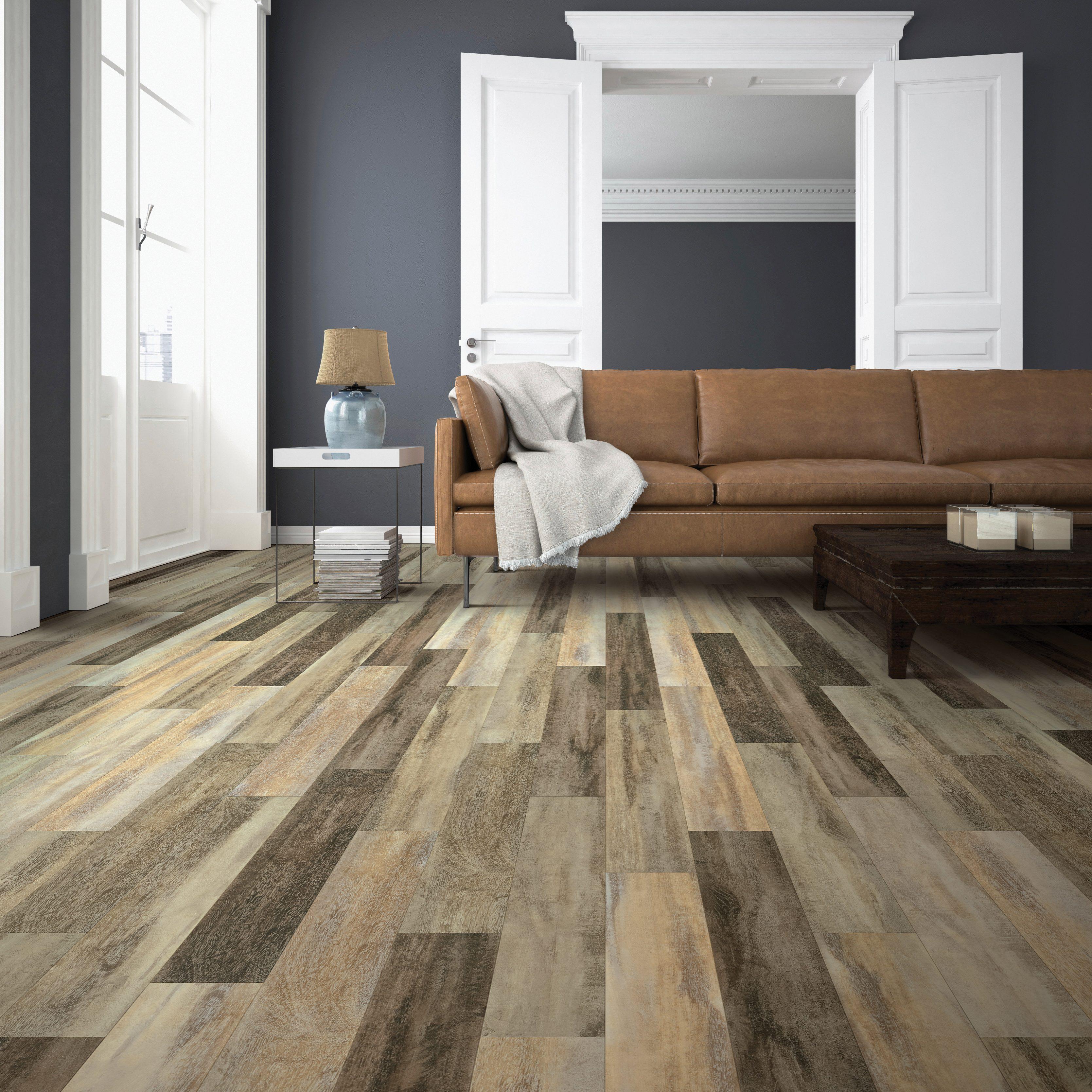 Modern living room flooring | Degraaf Interiors